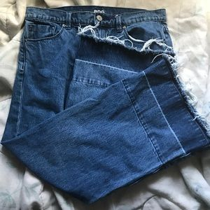Bdg cropped flare jeans